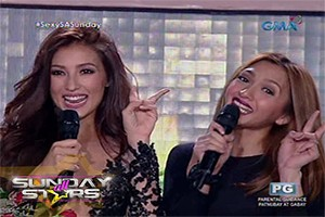 Happy Birthday, Iya andSolenn!