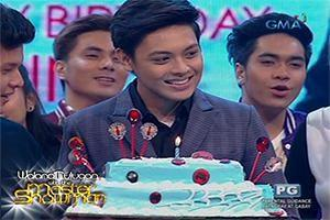 Happy Birthday, Prince Villanueva!