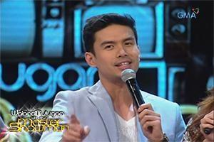 Christian Bautista serenades the women of 'Walang Tulugan'