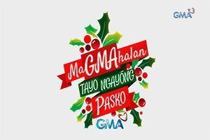 GMA Christmas Station ID 2015