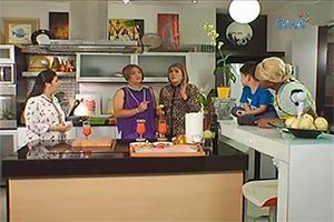 Sarap Diva: Tawanan galore with Le Chaz and AJ