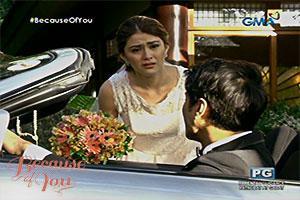 Because of You: Runaway groom