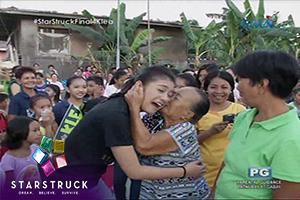 'StarStruck' homecoming: Klea Pineda holds mini-show at Arayat, Pampanga