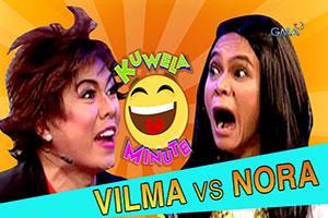 Kuwela Minute: Vilma vs Nora