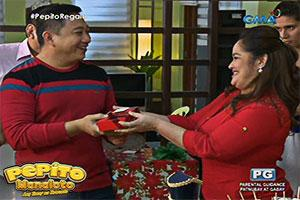 Pepito Manaloto: Ang halaga ng regalo