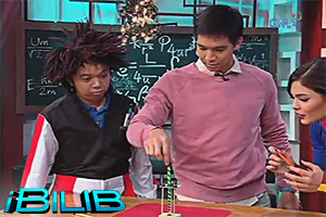 iBilib Throwback: The spinning pencil with Lovi Poe