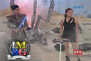 Bubble Gang: 'Star Wars' spoof