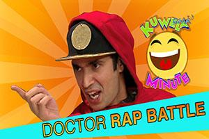 Kuwela Minute: Rap battle