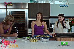 Sarap Diva: Grilled Plapla with Pickled Pineapple by Solenn Heussaff