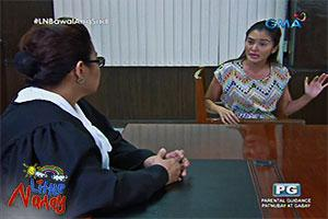 Little Nanay: Tinay on the witness stand