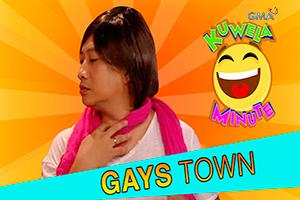 Kuwela Minute: Gays town