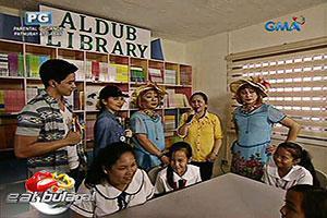 Eat Bulaga: Ang kauna-unahang AlDub library