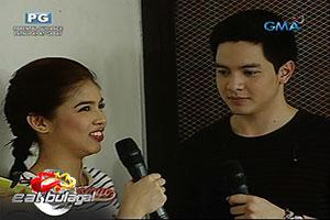 "Eat Bulaga: ""Jake, respeto naman oh"" – Alden Richards"