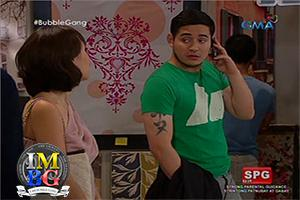 Bubble Gang: Papansin na ex