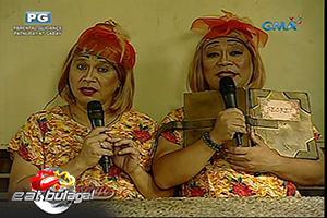 Eat Bulaga: Kiko Matsing, napunta sa kalye-serye