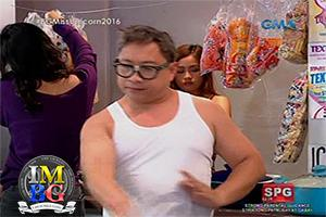 Bubble Gang: Karate master