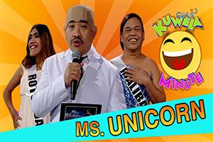 Kuwela Minute: Miss Unicorn 2015