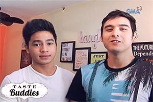 EXCLUSIVE: Sino ang nagpakilig kay Elyson de Dios at bakit umiyak si James Teng sa 'Taste Buddies?'