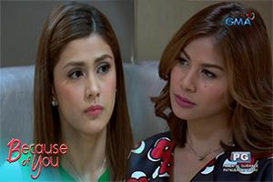 Because of You: Jaime's double date