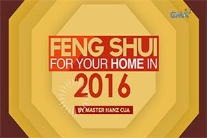Feng Shui for your home in 2016