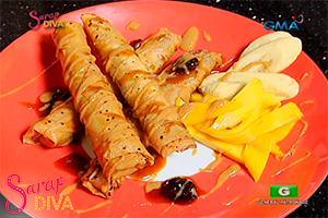 Sarap Diva: Mango Tikoy Turon