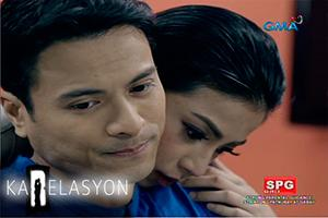 Karelasyon: Madam Z seduces the company messenger for love and pleasure