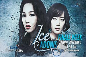 'Ice Adonis' Finale Week