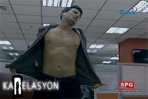 Karelasyon: Heartless boss falls for sexy employee
