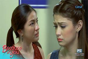 Because of You: Cheska's wish to Andrea