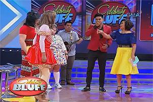 Celebrity Bluff Ep. 156: Love teams