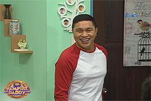 Vampire Ang Daddy Ko Ep. 152: Happy kaya ang Valentine's Day?