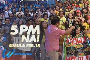 Wowowin: New time slot