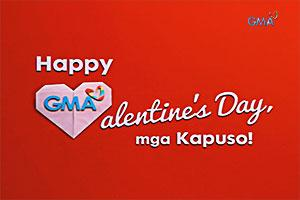 Happy Valentine's Day Kapuso!