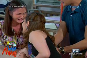 Little Nanay: The secret is out