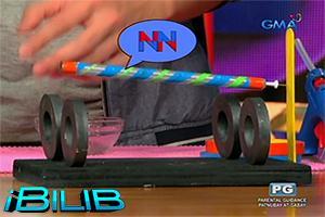 iBilib: Magnetic levitator experiment