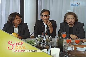 Sarap Diva: Sabay-sabay tayong mapapa-Alien!