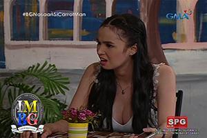 Bubble Gang: Mga taktika ni Kim Domingo