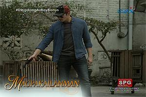 Magpakailanman: Dingdong Dantes as a killer for hire