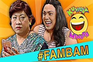 Kuwela Minute: Ano ba ang meaning ng fambam?