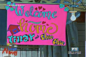 Little Nanay: Welcome home, Tinay and Chiechie