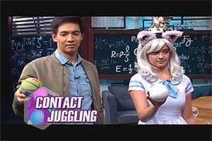 iBilib Ep. 212: Contact juggling atbp.