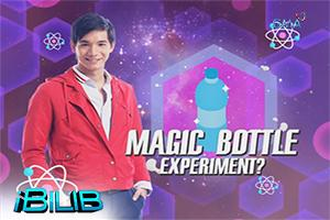 iBilib Ep. 212: Magic bottle experiment