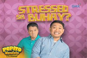 Pepito Manaloto Ep. 184: Let stress drift away!