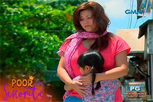 Poor Señorita: Rita, the mother figure