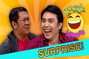 Kuwela Minute: Ang sorpresa nina Betong at Sef Cadayona