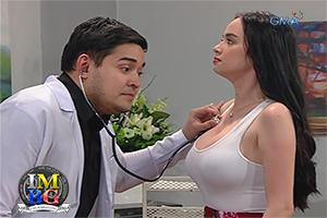 'Bubble Gang' Bloopers: Nalilito si Kim Domingo
