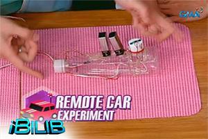 iBilib Ep. 216: Remote car experiment