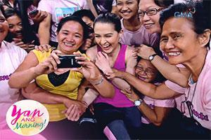 Yan Ang Morning!: Marian Rivera and Boobay