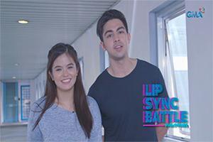 Derrick Monasterio and Bea Binene, inaanyayahan kayong manood ng 'Lip Sync Battle Philippines!'