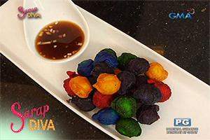Sarap Diva: Rainbow colored street food